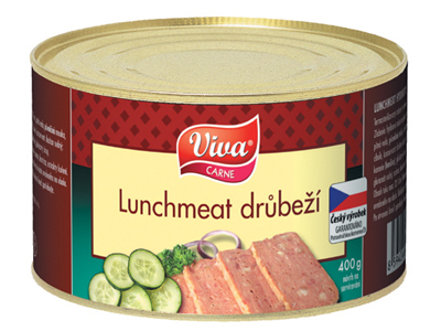 Luncheon meat 400 g