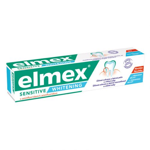 Elmex sensitive Zubní pasta 75 ml