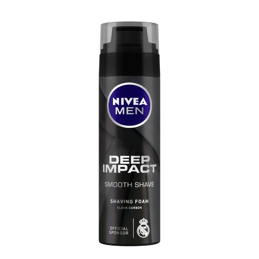 Holící pěna Nivea Men Deep smooth shave