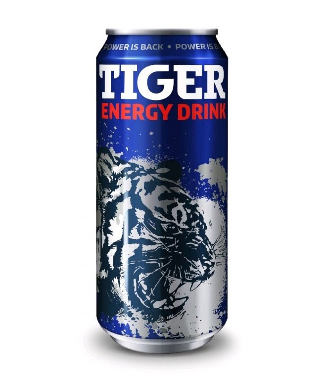 Tiger energy drink 500 ml