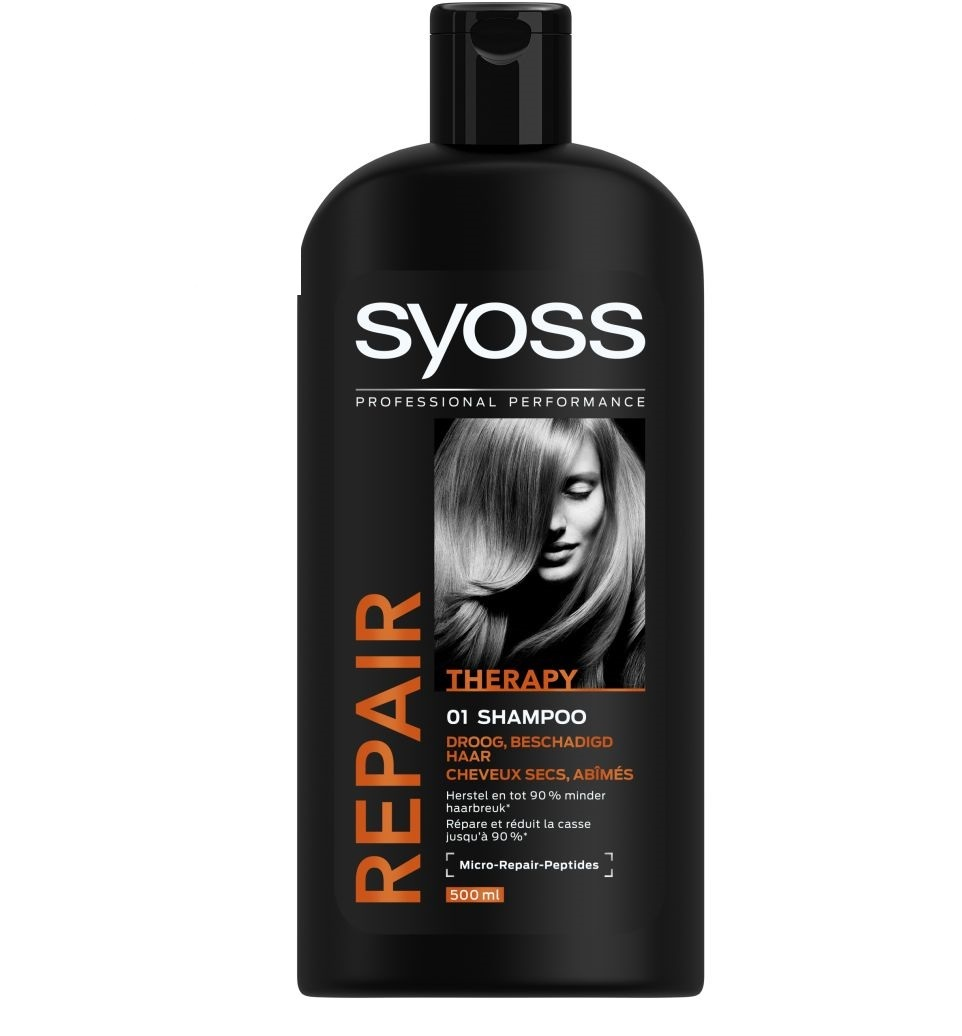 Syoss repair šampon 500ml